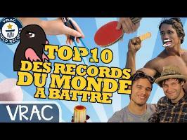 #9 Top 10 des records du monde à battre Ft. Taupe10 [DÉFI BIZARRE]