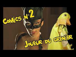 Joueur du Grenier - LES JEUX DE COMICS #2