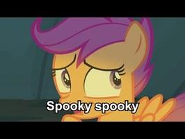 Friendship is Randomly Musical 7 (Halloween Edition)