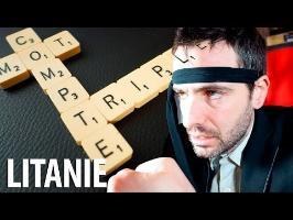 Litanie - Mot Compte Triple