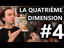 La quatrième dimension #4 - L'hypercube - Micmaths