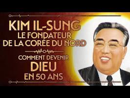 PVR #40 : KIM IL-SUNG - COMMENT DEVENIR DIEU EN 50 ANS