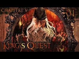 King's Quest Chapitre V - 01 - la part du gâteux [4K60fps]