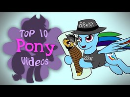 The Top 10 Pony Videos of October 2020