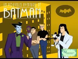 Ces dessins animés-là qui NE méritent PAS - Single 12 - Les nouvelles aventures de Batman