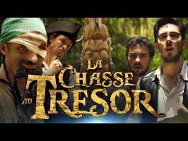 La Chasse au Trésor (avec Kemar, Baptiste Lorber, Natoo, Marion Séclin et Jérome Niel)