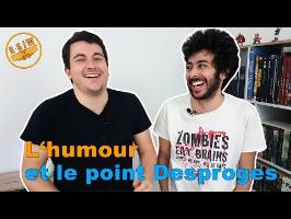L'humour et le point Desproges - SSJW #1