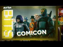 Comicon - BiTS - S03E09 - ARTE