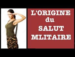 L'origine du salut militaire - AMoK#28