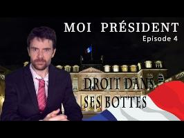Moi, Président Let's play Narratif Episode 4