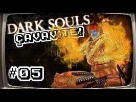 LA FIN DE L'AVENTURE ! [ÇAVAVITE!] Dark Souls #05
