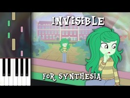 MLP EQG - Invisible Synthesia