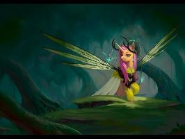 Flutterlover - By the Tree