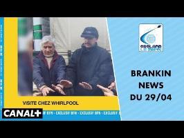 Whirlpool : Macron a voulu saborder la visite de not'président - Groland Le Zapoï du 29/04 - CANAL+