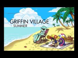 Griffin Village - Summer (Lyra and Bon-Bon)