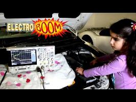 Cranking a Car with Super Capacitors