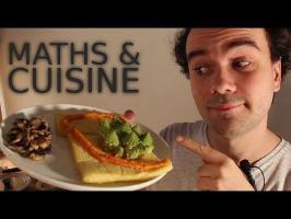 Tuto Maths & Cuisine : Fibonacci et le nombre d'or - Micmaths