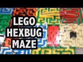 LEGO Hexbug Maze | Bricks Cascade 2017