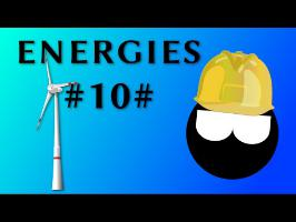 Energies -10- Renouvelables 2/5 Eolienne