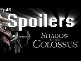 Spoilers - Shadow of the Colossus