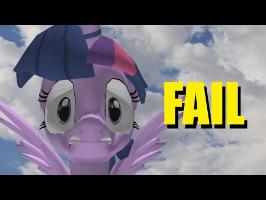 Twilight's Closeup Fai