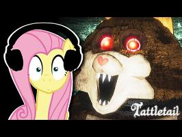 Fluttershy plays Tattletail ???? | WAIT WHO WHAT WHY?