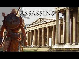 L'Egypte Antique au British Museum feat Assassin's Creed !