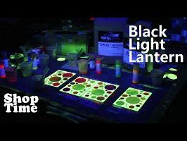Black Light Lantern