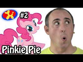 Pinkie Pie - en ballons
