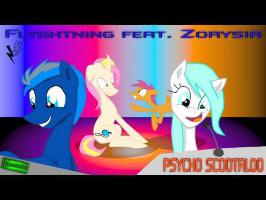 Flyghtning feat. Zorysia - Psycho Scootaloo
