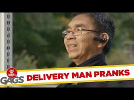 Delivery Men Get Prank - Best of Just For Laughs Gags