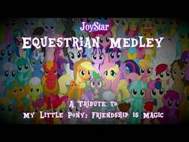 Equestrian Medley - Piano Tribute to My Little Pony: Friendship is Magic