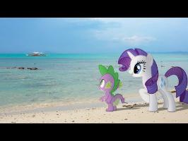Beach Vacation (MLP in real life)