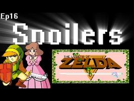 Spoilers - The Legend of Zelda