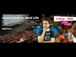 Masterclass In Real Life - Antoine Daniel (MrAntoineDaniel)