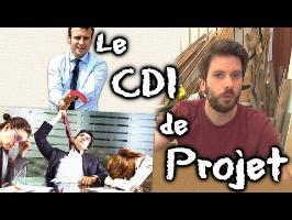 Macron propose le CDI... à durée déterminée