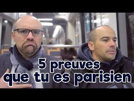 5 preuves que tu es parisien - Alex et sa guitare