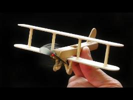 How to Make a Wooden Toy Plane