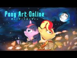 Crossing Field [SFM] - Pony Art Online