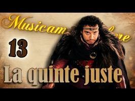 Musicam Scribere n°13 - La quinte juste