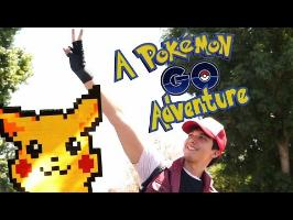 POKEMON GO ADVENTURE