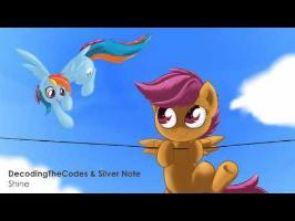 DecodingTheCodes & Silver Note - Shine Vostfr