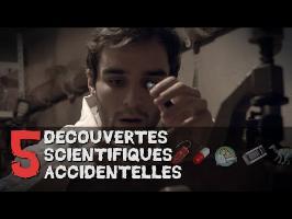 5 Découvertes scientifiques accidentelles #1