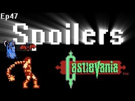 Spoilers - Castlevania