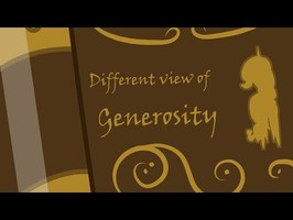 Different View of Generosity [mlp animation]