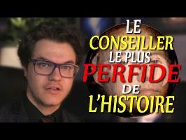 BULLE : Le Conseiller le Plus Perfide de L'Histoire (Talleyrand)