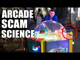 ARCADE SCAM SCIENCE