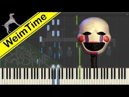 It's Been So Long - The Living Tombstone -- Synthesia HD