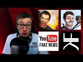 YOUTUBE FAKE NEWS : EXPERIMENTBOY AMIXEM & KHALED FREAK