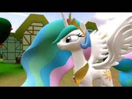 One Day with Princess Celestia